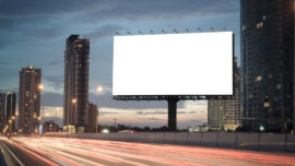 Billboard-Raket-CLP Baskı